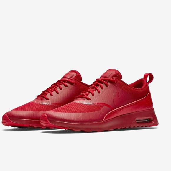 Nike Air Max Thea - University Red